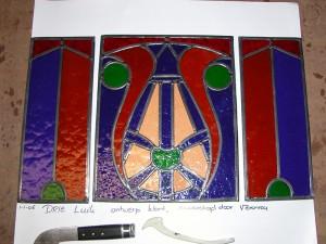 drieluikje, ontwerp Veronica Huisintveld