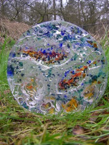 glaskunst giettechniek